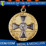 High Quality Metal Popular Medal with Logo