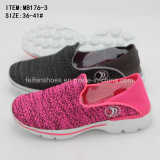 Newest Cheap Cold Cement Slip-on Sports Shoes for Women (MB176-3)