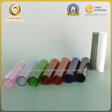 Hot Sale Small Size Colored Glass Tube (363)