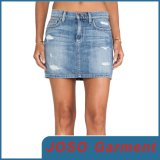 Women Mini Jean Skirts (JC2013)