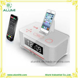 Hotel Desktop Docking Station with Snooze & Sleep Functions