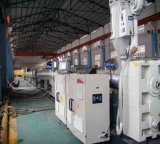 Plastic Machine HDPE Gas and Water Pipe Extrusion Production Line