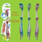 High Quality Children Toothbrush (SC203)