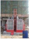 Construction Double Cage Hoist SC100/100G