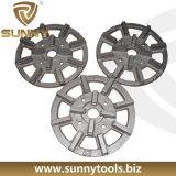 Metal Disc-Wet Brazed Metal Bonding Diamond Grinding Plate Sunny-MP-01