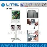 Floor-Standing Acrylic Literature Stands (LT-13D)