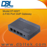 2-FXS Port VoIP (ATA) Gateway Support Fax (HT-922T)