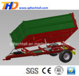 3-Way Unload Trailer for Farm with European Type