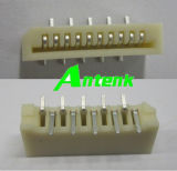1.0mm FPC Connector, Non-Zif, Vertical SMT Type, Difference Poles