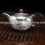 Chinese Popular Silver Using & Artwork Drinking Tea-Pot SX-S1