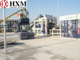 Concrete Hollow Brick Making Machine (HQTY6-21)