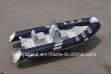 China Liya 3.0 -4.2m Deep-V Bottom Rigid Hypalon Boat Fiberglass Boats