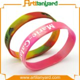 Customized Colorful Rubber Silicone Wristband