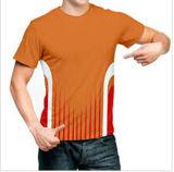 Custom Cotton Printed T-Shirt for Men (M352)
