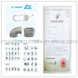 Malleable Casting Galvanized Pipe Fitting Bushing