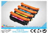 Color Laser Cartridge for HP CC530A, CC531A, CC532A, CC533A (HP 124A) (CC530A - CC533A)