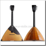 Ethnic Musical Instrument Solid Wood Balalaika Wholesale (WBL2-A-H)