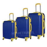 2017 Fashion ABS Trolley Travel Luggage Set