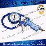 60mm 1.6 MPa Blue Tire Air Pressure Gauge