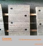 Durable China 6+4 Surfacing Chromium Carbide Overlay Plate
