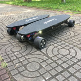 4 Wheel Electric Skateboard 2 Dual Motor Samsung Battery No Required Wireless Remote Control