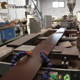 Solid Board WPC Extrusion Line for Wall Panel / Composite Decking