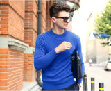 Men′s Cashmere Sweater with Round Neck (13brdm002-3)