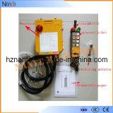 IP65 Crane Digital Industrial Wireless Remote Control, DC 12/24/48V