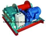 Slow Speed Building Electric Winch for Lifting Tools