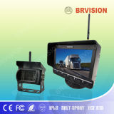 "7"" Digital Wireless Rear View System with 2CH Input"