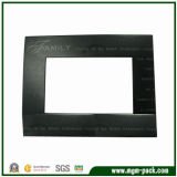 Popular Black Wooden Picture Frame with Text