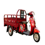 Three Wheel Electric Tricycle Large Cargo Hybrid Electric Tricycle