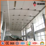 Ideabond Office Interior Ceilng PE White Aluminum Composite Panel (AE-31D)