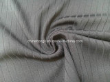 Rib 100%Poly, 135GSM, Functional by Construction Knitting Fabric for Sport Garment with Quick Dry