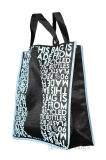 Square RPET Tote Bag with 15cm Gusset (hbnb-419)
