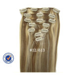 High Quality Clip in Human Hair Extensions (C-59)