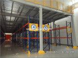 Industrial Warehouse Storage Metal Steel Platform Mezzanine Loft Rack