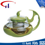High-Quanlity and Best Sell Glassware Teapot (CHT8066)