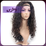 High Quality Swiss Lace Front Human Hair Wig
