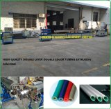 Plastic Extruding Machinery for Producing Double Color Plastic Pipe