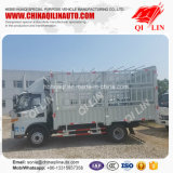 JAC 4X2 1500kg Payload Stake Van Truck for Sale