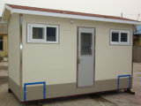 Energy Saving Insulated Sandwich Panel Shipping Container Living Room