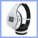 Wireless Sports Headphone Support FM Radio Sports MP3 Player (MP3 Player-145)