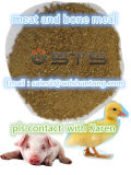 Protein Powder Meat and Bone Meal for Animal Feed