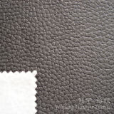 Embossed Leather Microfiber Suedette Fabric for Sofa