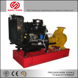 30kw 6inch Diesel Fire Pump Outflow 200m3/H Lift 32m