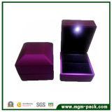 Wholesale Custom LED Plastic Jewelry Box