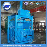China Manufacturer Hydraulic Plastic Tire Baler Machinery