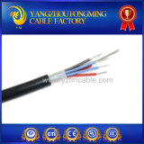Resistant to High Temperature Multi-Core Silicone Power Cable