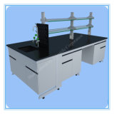 Stainless Steel Metal Chemistry Lab Central Bench